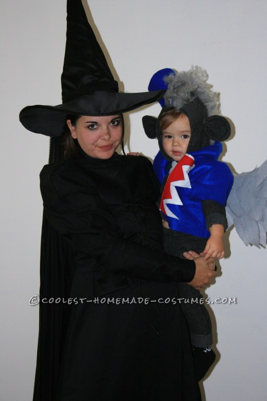 The Witch and her sidekick