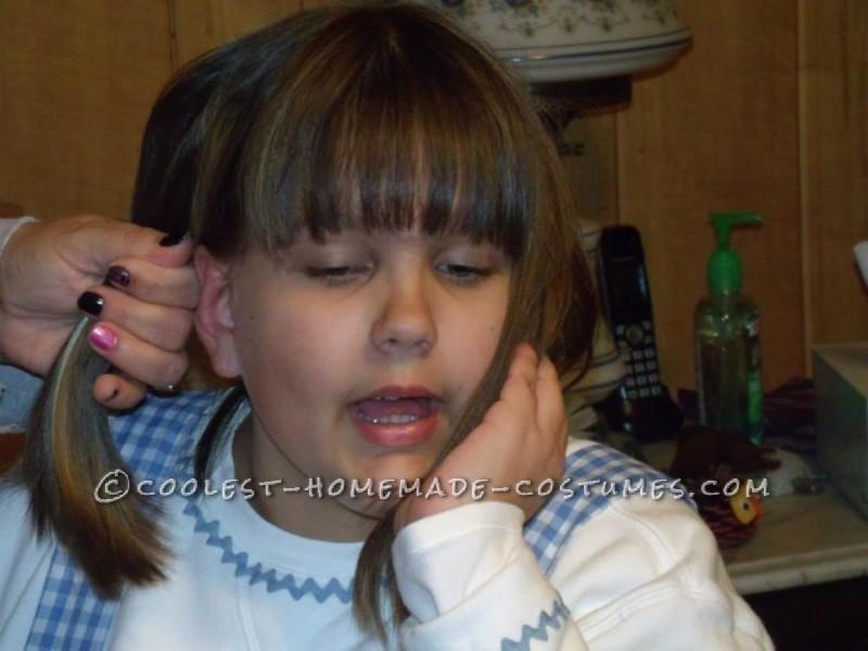 Dorothy's hair do