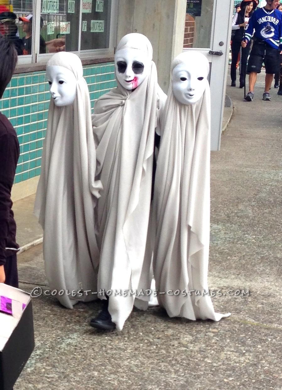 Creepy Ghosts Illusion Costume