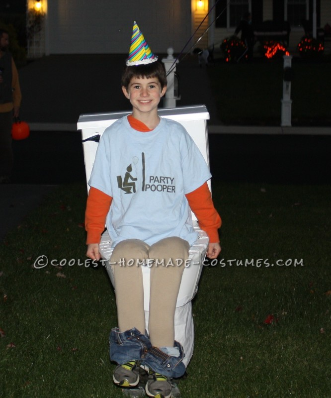 Timmy the Party Pooper