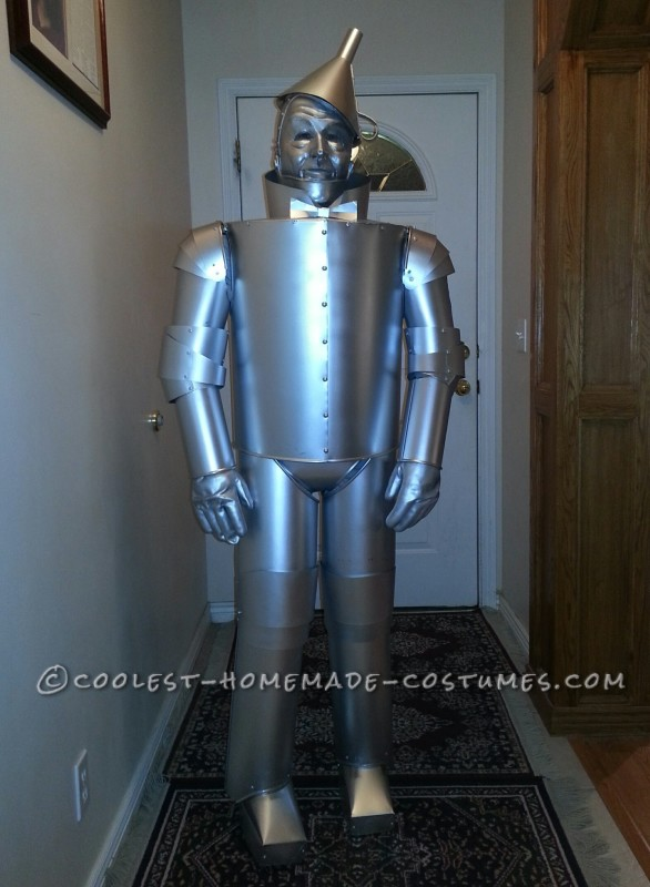 Amazing Tin Man 75th Anniversary Commemorative Costume