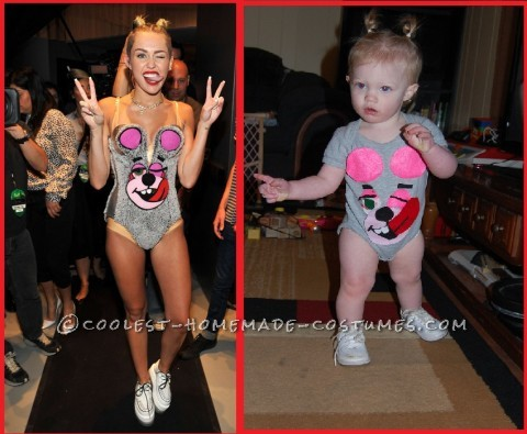 Tiny Miley Costume
