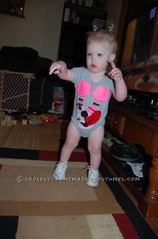Tiny Miley Costume