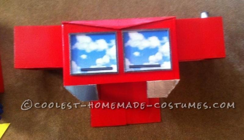 Realistic Transformers Optimus Prime Costume - 3