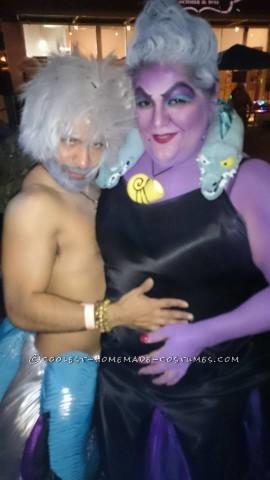 Ultimate Homemade Ursula Costume