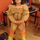 Cool DIY Ultimate Warrior Child Costume