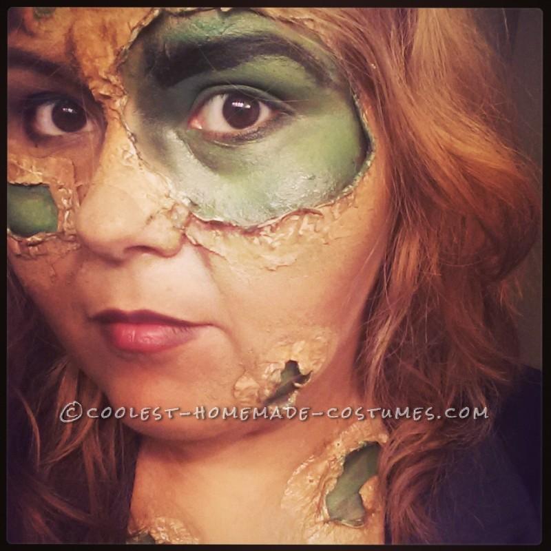 Makeup, up close