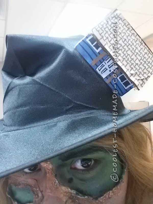 Updated Wicked Witch of the East Costume and Makeup