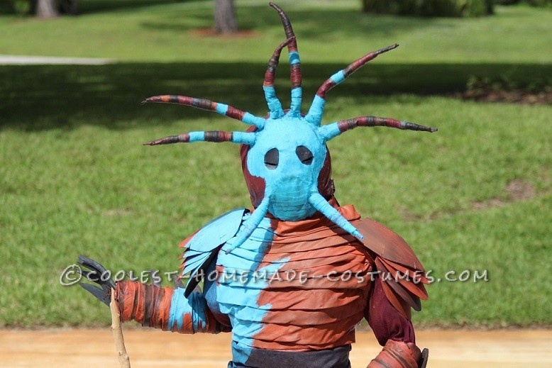 How to Train Your Dragon Valka (Hiccup's Mom) Costume - 4