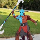 How to Train Your Dragon Valka (Hiccup's Mom) Costume