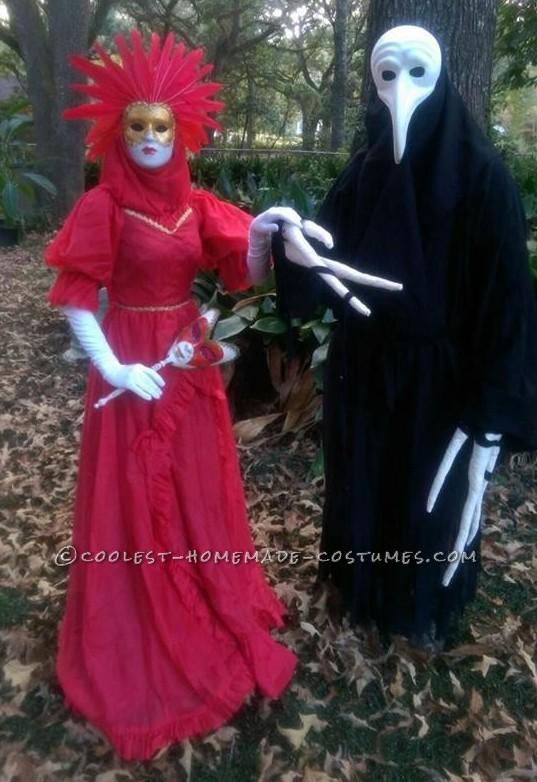 Coolest Venetian Carnival Costumes