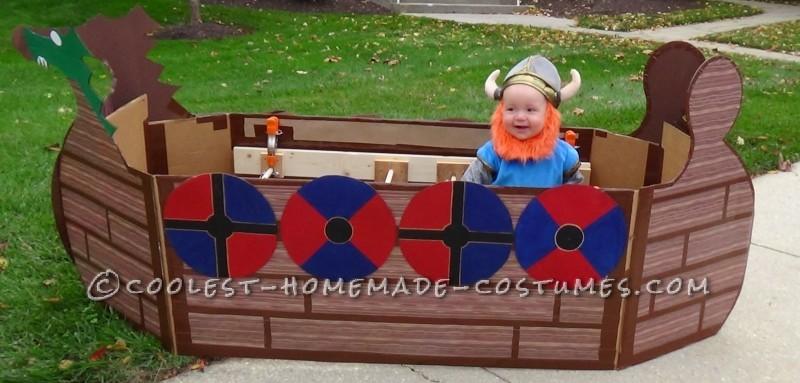 Happy Little Viking