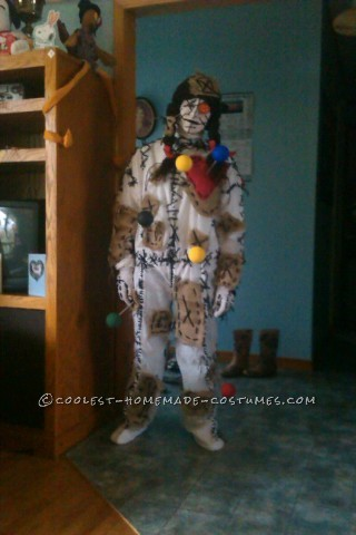 Special Homemade Voodoo Doll Costume - 1