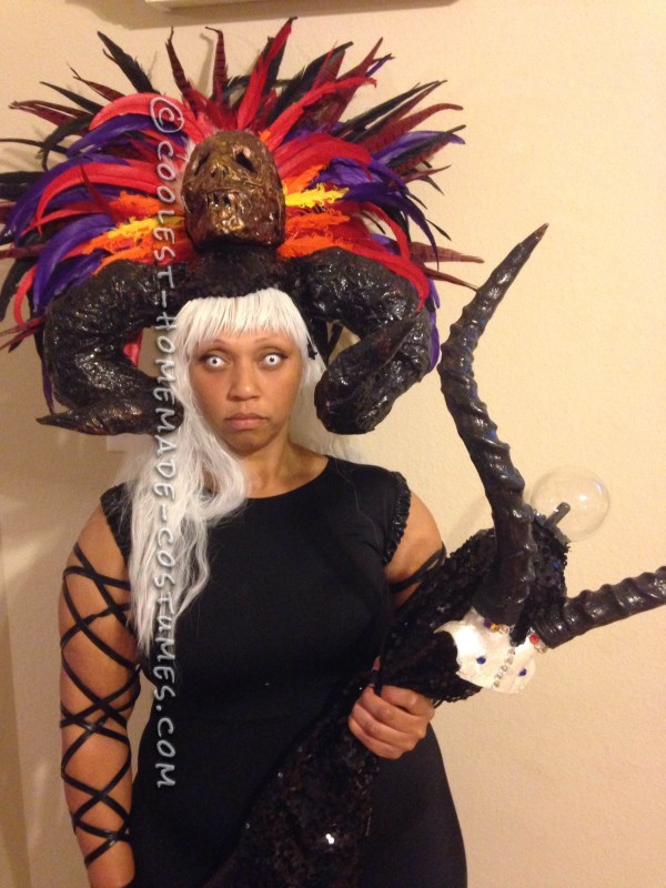 Cool Voodoo Witch Doctor Costume - 1