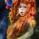 Super Cute Lion Toddler Costume