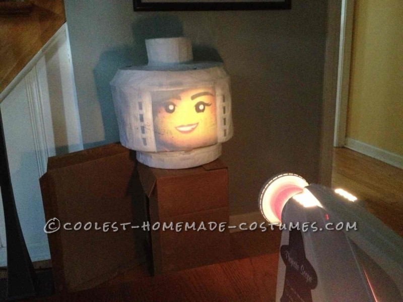Coolest Homemade Wild Style Costume from the Lego Movie - 5