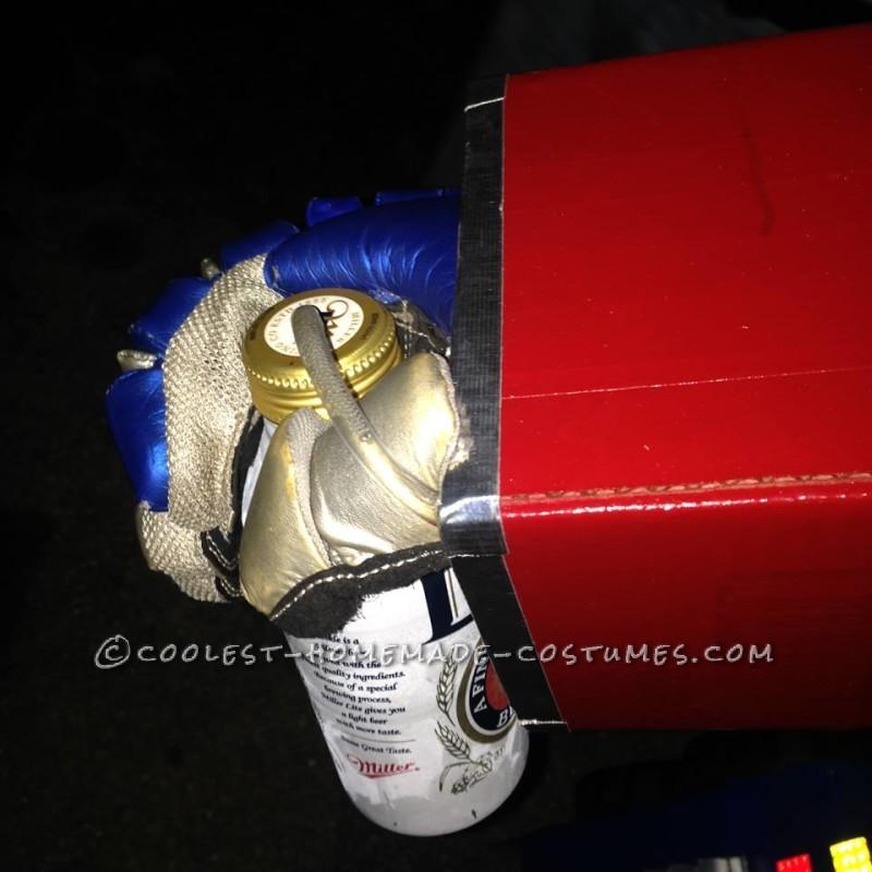 Work of Love Optimus Prime Costume - 3