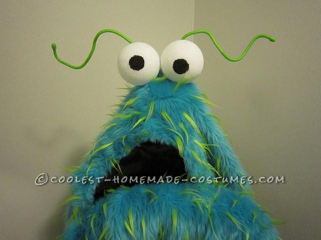 Original Homemade Yip Yip Meets Monsters Inc  Costume