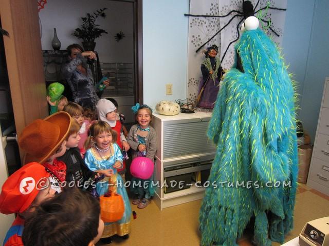 Original Homemade Yip Yip Meets Monsters Inc. Costume - 1