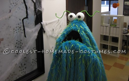Original Homemade Yip Yip Meets Monsters Inc. Costume