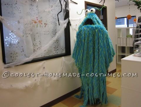 Original Homemade Yip Yip Meets Monsters Inc. Costume
