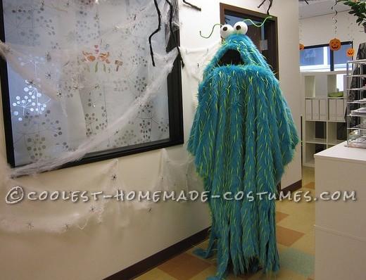 Original Homemade Yip Yip Meets Monsters Inc. Costume - 5
