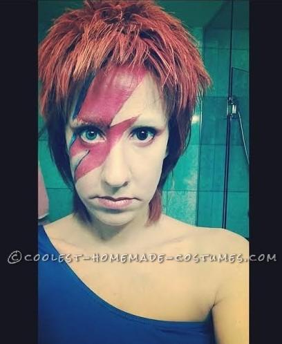 Flashy Ziggy Stardust Costume - 1