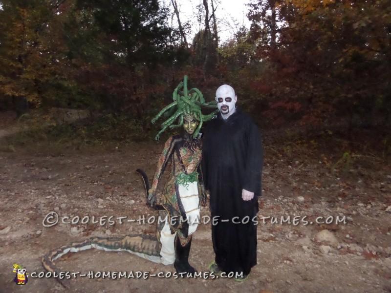 Cool Medusa Costume