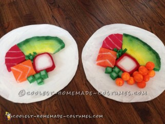 Cutest Toddler Sushi Costume
