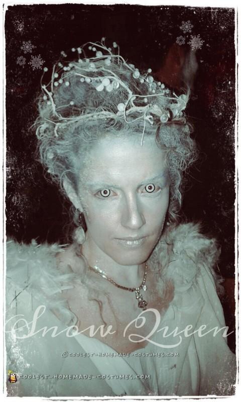 Cool Snow Queen Costume