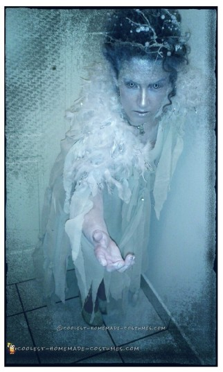 Cool Snow Queen Costume