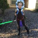 Cool Star Wars Clone Wars Ahsoka Tano Costume