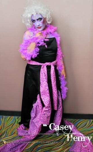 Cool Ursula the Sea Witch Costume