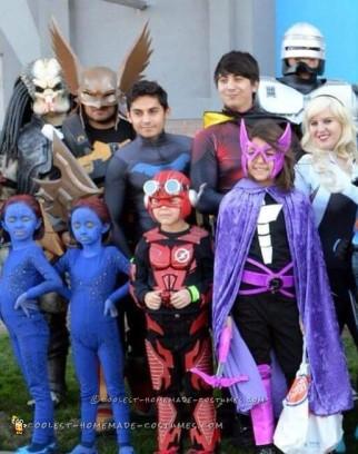 Kid Huntress Batgirl Costume