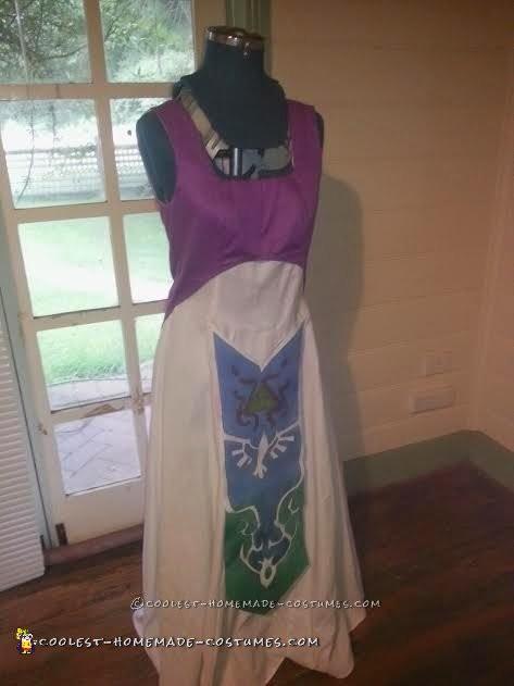Zelda's dress