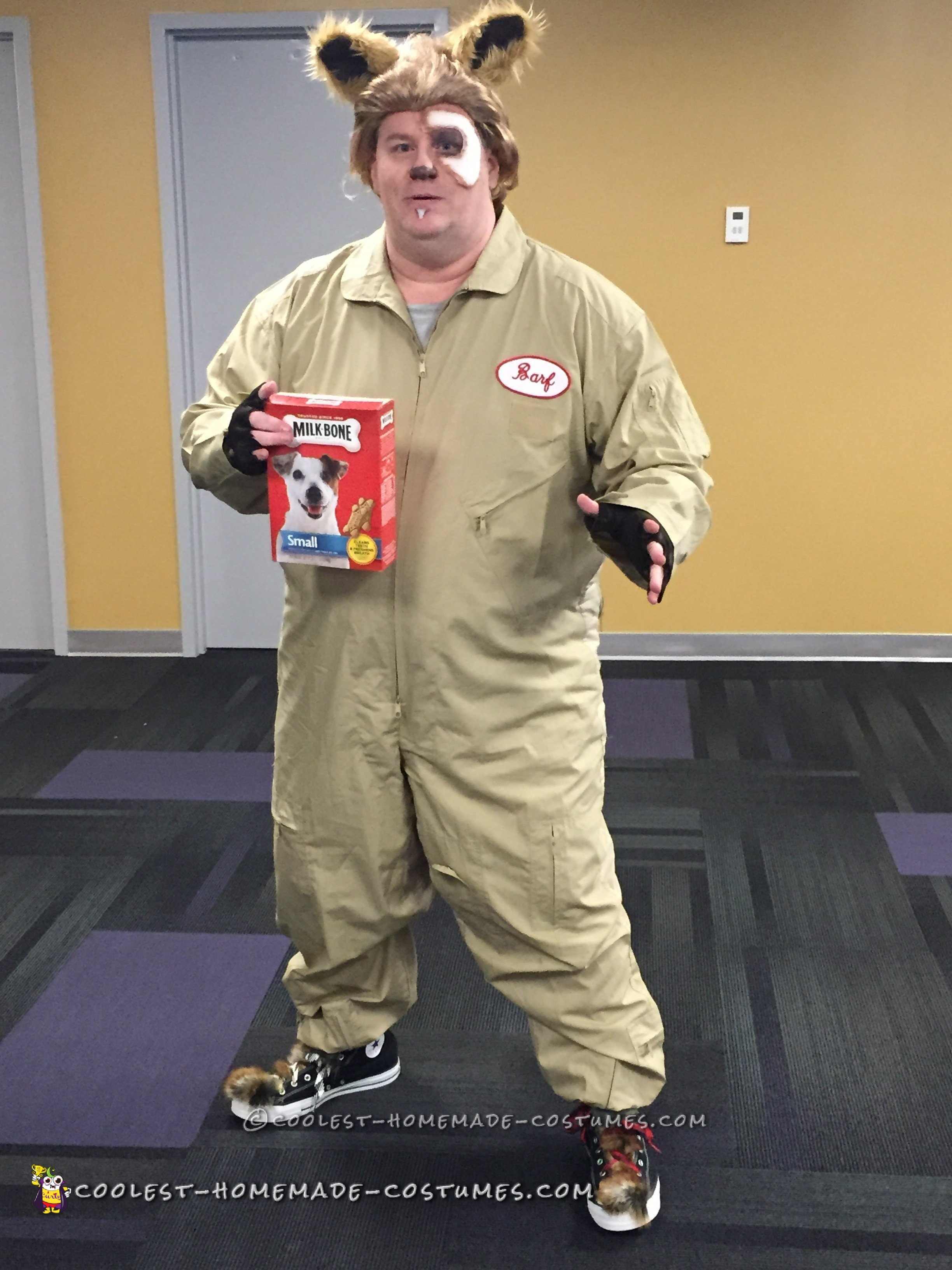 Spaceballs - The Halloween Costume - BARF!