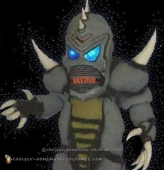 Rokzilla - DIY Prehistoric Monster Costume