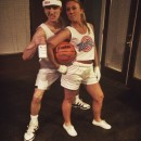 Space Jam Bugs and Lola Couple Costume