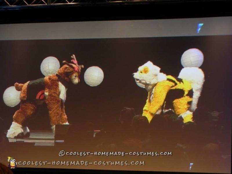 Prize-Winning Epic Pokemon Costume