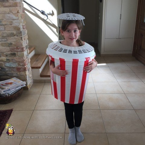 We're ready to start adding Popcorn to the Costume