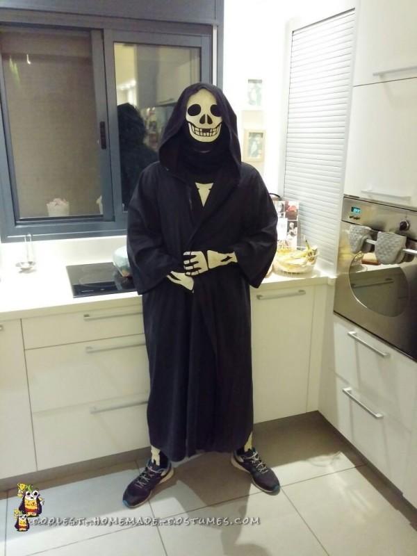 Grim Streaker Costume