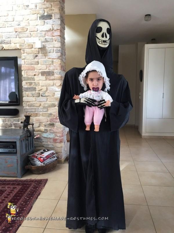 Child's Alien Abduction Costume Becomes Adult Grim Streaker