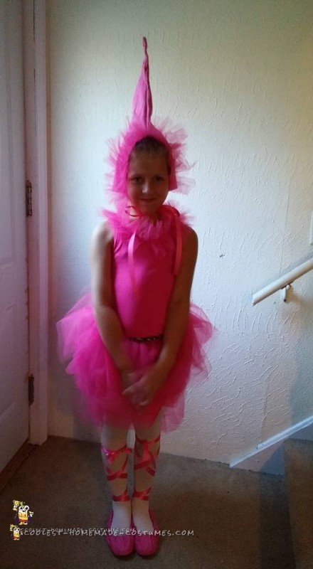 Easy and Original Girl's Costume: Lullaby League Dancer