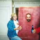 Brick Layer and Brick Couple Costume