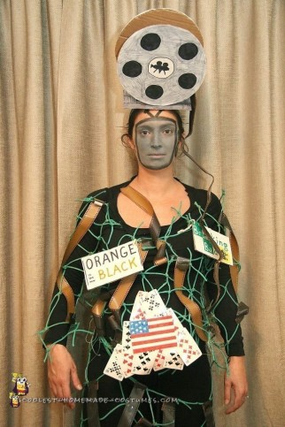 Orginal DIY Costume Idea: Netflix