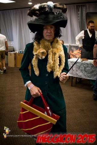 Severus Snape Boggart Costume from Harry Potter
