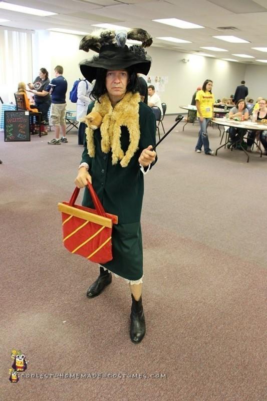 Severus Snape Boggart Costume from Harry Potter - 1