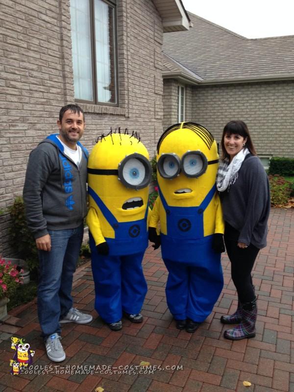 Making of the Minions - Family Picture