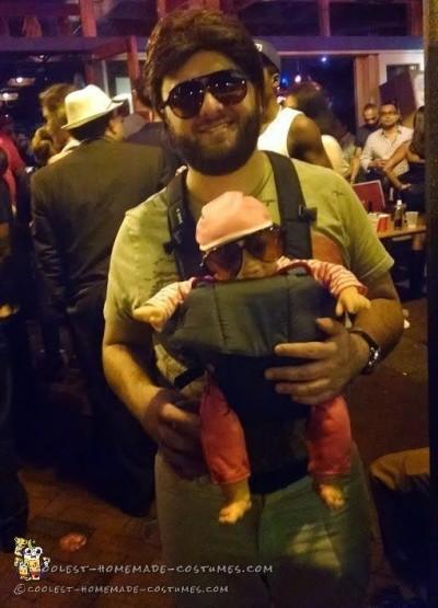 Coolest Alan Garner Hangover Costume
