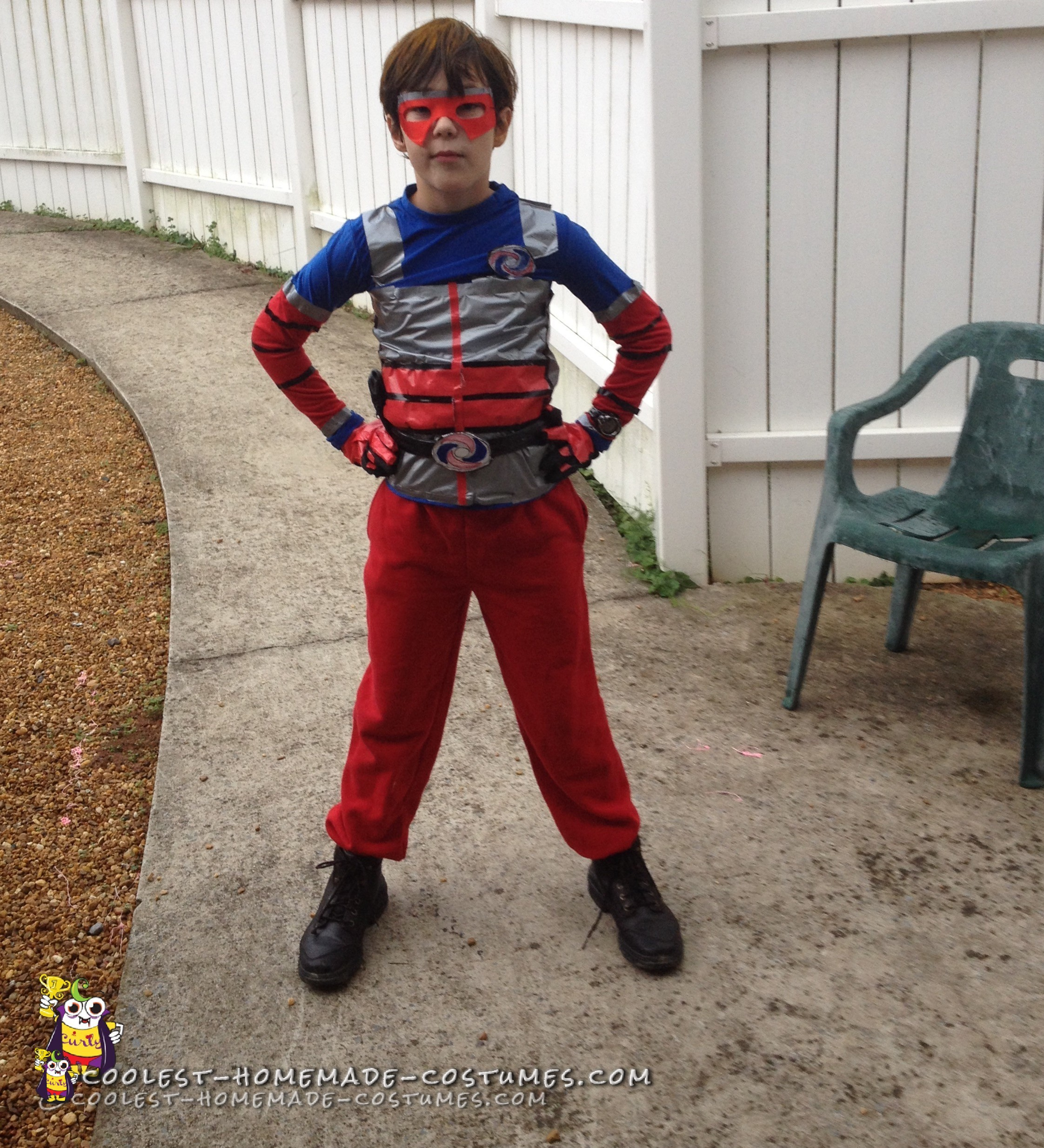 Best DIY Henry Danger Costume